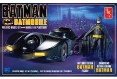 AMT 1/25 Batman 1989 Batmobile w/Resin Batman Figure image