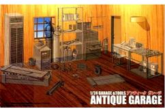 Fujimi 1/24 Antique Garage image