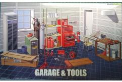 Fujimi 1/24 Garage & Tools Set image