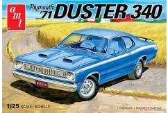 AMT 1/25 1971 Plymouth Duster 340 image