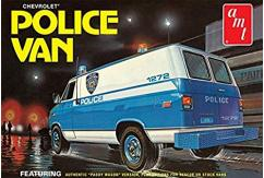 AMT 1/25 Chevy Police Van - NYPD image
