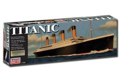 Minicraft 1/350 RMS Titanic w/Photoetch image