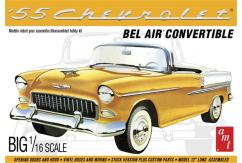 AMT 1/16 1955 Chevy Bel Air Convertible image