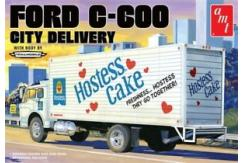 AMT 1/25 Ford C-600 City Delivery - Hostess Cake image
