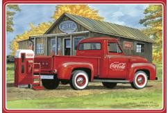 AMT 1/25 1953 Ford Pickup Coca Cola image