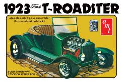 AMT 1/25 1923 Ford Model T Roadster Street Rod Series image