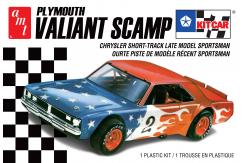 AMT 1/25 Plymouth Valiant Scamp Kit image