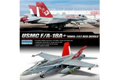 Academy 1/32 USMC F/A-18A+ Red Devils VMFA-232 image