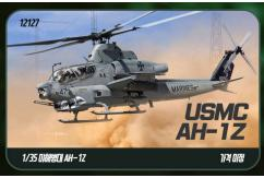 Academy 1/35 USMC AH-1Z Shark Mouth image