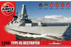 Airfix 1/350 Type 45 Destroyer image
