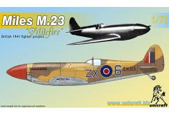 Unicraft Models 1/72 Miles M-23 'Milefire' (Resin) image