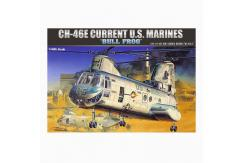 Academy 1/48 CH-46 Bull Frog image