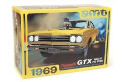 AMT 1/25 Plymouth GTX Hardtop Pro Street 1969 image