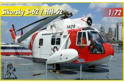 Unicraft Models 1/72 Sikorsky S-62/HH-52 (Resin) image