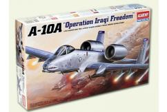 "Academy 1/72 A-10A ""Operation Iraqi Freedom"" image"