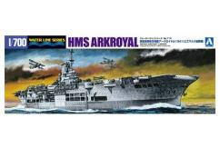 Aoshima 1/700 HMS Ark Royal 1941 image