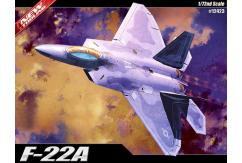 Academy 1/72 F-22A Air Dominance Fighter image