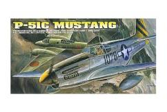 Academy 1/72 P51C Mustang image