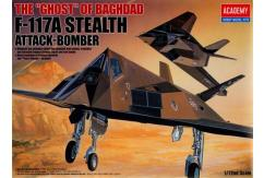 Academy 1/72 F-117A Stealth image