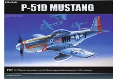 Academy 1/72 P-51D Mustang image