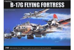 Academy 1/72 B-17G Flying Fortress image