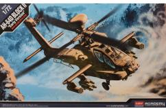 Academy 1/72 US AH-64D Block II 'Early Version' image