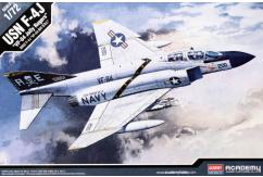 "Academy 1/72 USN F-4J ""VF-84 Jolly Rogers"" image"