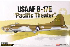 "Academy 1/72 USAAF B-17E ""Pacific Theater"" Kitset image"