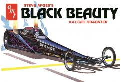 AMT 1/25 Steve McGee Black Beauty Wedge Dragster image