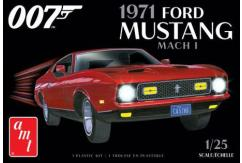 AMT 1/25 Ford Mustang Mach 1 1971 - James Bond image