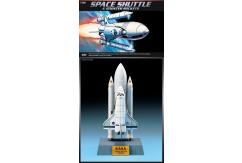 Academy 1/288 Space Shuttle With Booster Rockets image