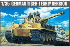 Academy 1/35 German Tiger-1 Early Version image