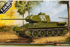 Academy 1/35 Russian T-34/85 112 Factory image