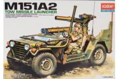 Academy 1/35 M151A2 Tow Missile image