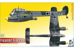 Unicraft Models 1/72 Fieseler Fi.8 P.19 (Resin) image