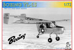 Unicraft Models 1/72 Boeing YL-15 Scout (Resin) image