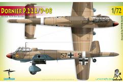 Unicraft Models 1/72 Dornier P.222/9-08 (Resin) image