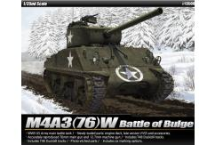 Academy 1/35 M4A3 Battle of the Bulge image