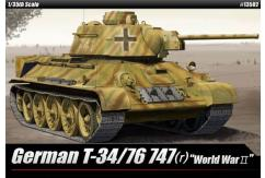 Academy 1/35 German T-34/76 image