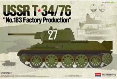 Academy 1/35 USSR T-34/76 #183 Factory image