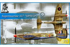 Unicraft Models 1/72 Supermarine S.327 Spito image