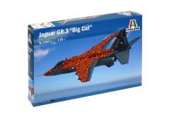 Italeri 1/72 Jaguar GR.3 Big Cat image