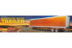 Moebius 1/25 Smooth Side Trailer with Reefer Option image