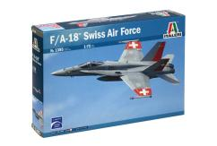 Italeri 1/72 F/A-18 Hornet W/Swiss Air Force image
