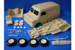 TPB Models 1/25 Bedford CA Van Kerbside Pack (Resin) image