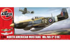 Airfix 1/24 North American Mustang Mk.IVA (P-51K) image