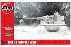Airfix 1/35 Tiger I 'Mid Version' Tank image