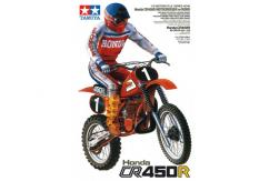 Tamiya 1/12 Honda CR450 With Rider image