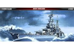 Academy 1/350 USS CA-35 Indianapolis image