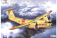 A Model 1/144 de Havilland DHC-5 CC-115 Buffalo Transporter (Canada) image